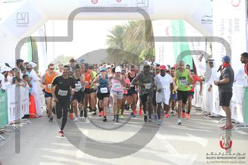 Al Mirfa Running Competition