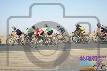 Al Marmoom Women's Cycling Challenge 2019