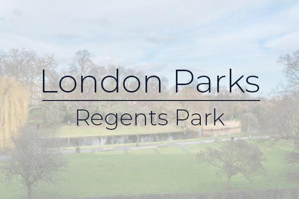 London Parks - Regents Park gallery photo