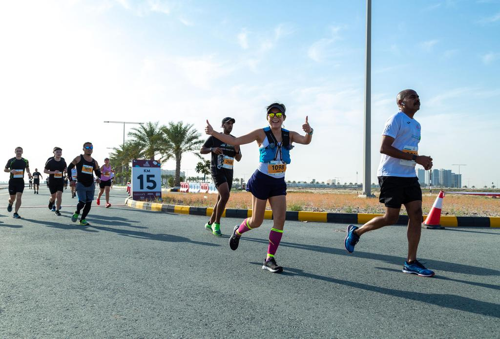 #RAKHALF2021 Virtual Training Runs gallery photo