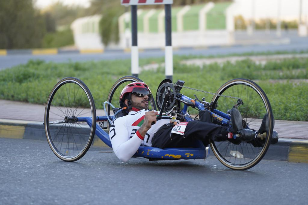 Al Ain Cycle Race gallery photo