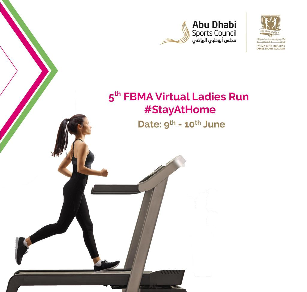 #StayHome FBMA Virtual Run 5 (Ladies Only) gallery photo