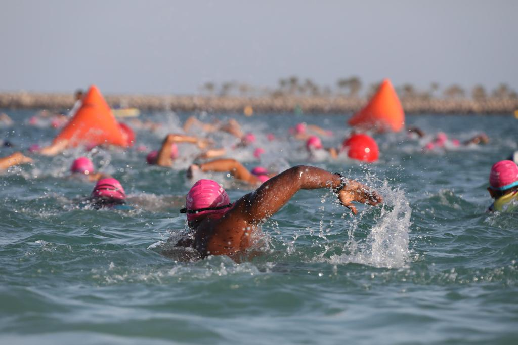 Al Hudayriyat Triathlon Challenge 2021 gallery photo