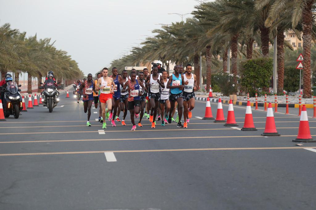 Ras Al Khaimah Half Marathon 2020 gallery photo