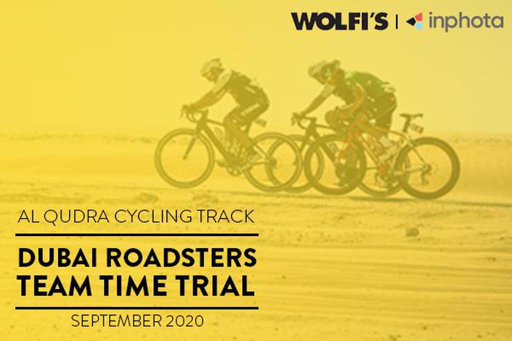 Al Qudra - Dubai Roadsters Time Trial Powered by Wolfi's Bike Shop  gallery photo