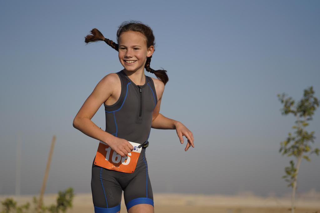 Hudayriyat Aquathlon and Junior Triathlon gallery photo