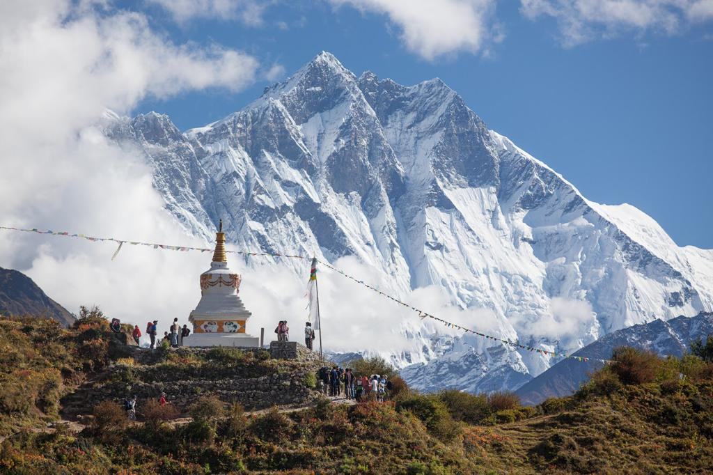 Gulf for Good - Virtual Everest Base Camp Charity Challenge gallery photo