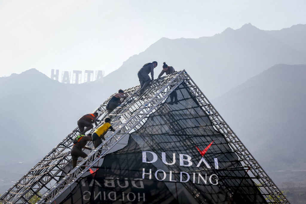 Dubai Holding Fit Squad gallery photo