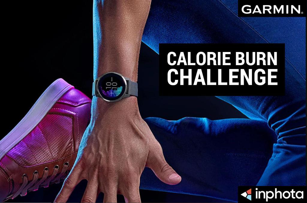 Calorie Burn Challenge Powered by Garmin gallery photo