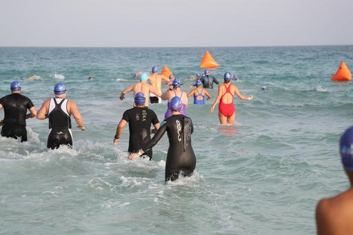 Al Hudayriyat Triathlon Challenge 2021 gallery image