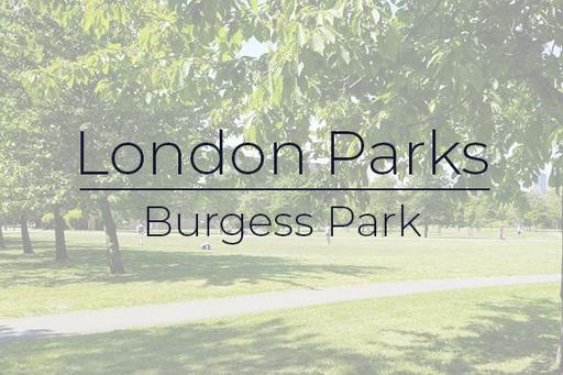 London Parks - Burgess gallery image