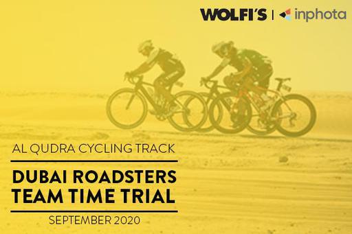 Al Qudra - Dubai Roadsters Time Trial Powered by Wolfi's Bike Shop  gallery image