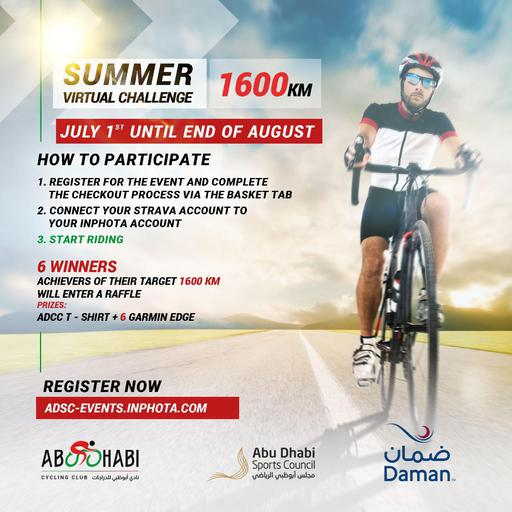 ADCC Cycling Summer Virtual Challenge gallery image