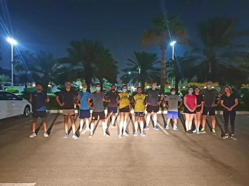 Abu Dhabi Striders Ramadan Half Marathon gallery image