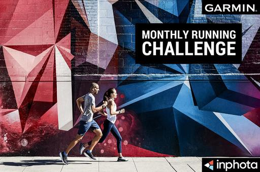 September Running Distance Challenge Powered by Garmin gallery image
