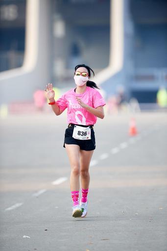 ADCB Virtual Pink Run 2021 gallery image