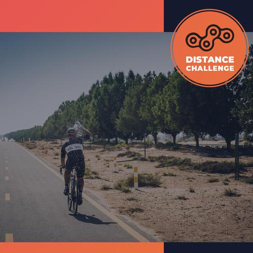 July Cycling Distance Challenge gallery image