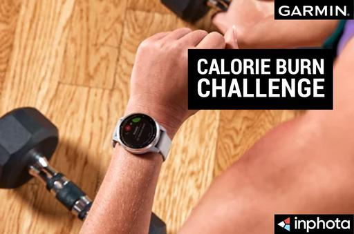 September Calorie Burn Challenge Powered by Garmin gallery image