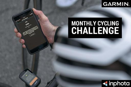 September Cycling Distance Challenge powered by Garmin gallery image