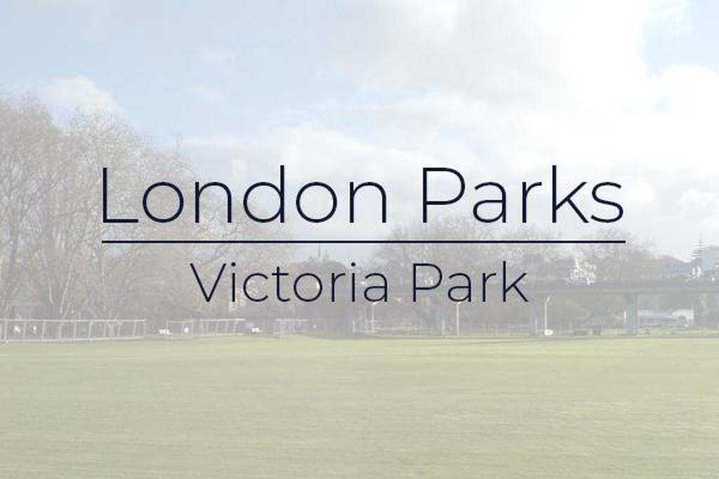 London Parks - Victoria Park gallery photo