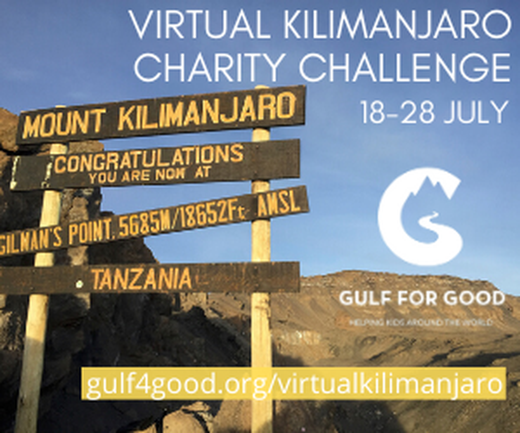 Gulf for Good Community Charity Challenge: Virtual Kilimanjaro Challenge gallery photo