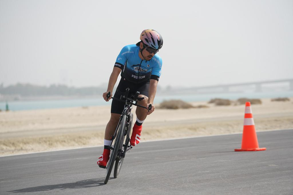 UAE Tour Mubadala Challenge 4 - AL Qudra gallery photo