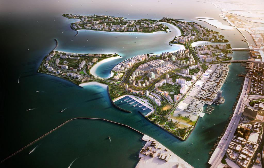 Nakheel Ride - Deira Islands 2021 gallery photo