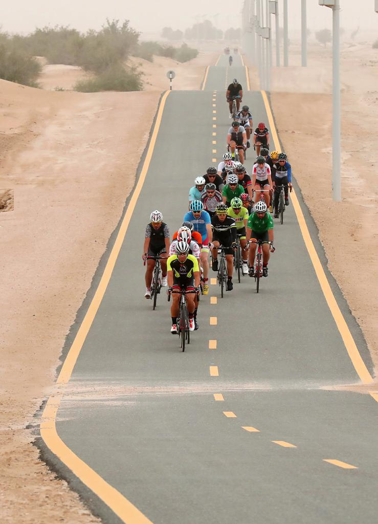 Al Wathba Cycle Race gallery photo
