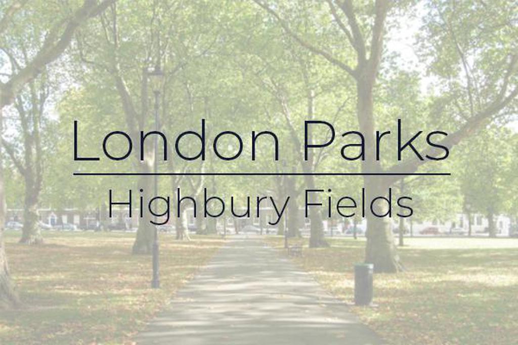 London Parks - Highbury Fields gallery photo