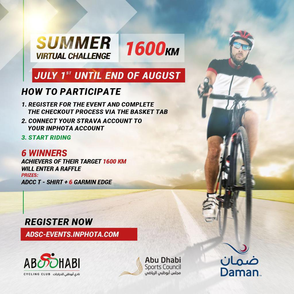 ADCC Cycling Summer Virtual Challenge gallery photo