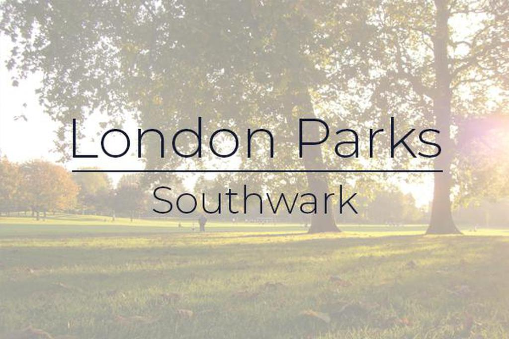 London Parks - Southwark gallery photo