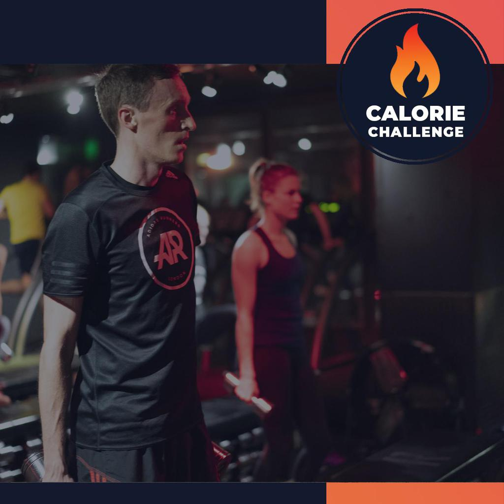 Calorie Burn Challenge gallery photo