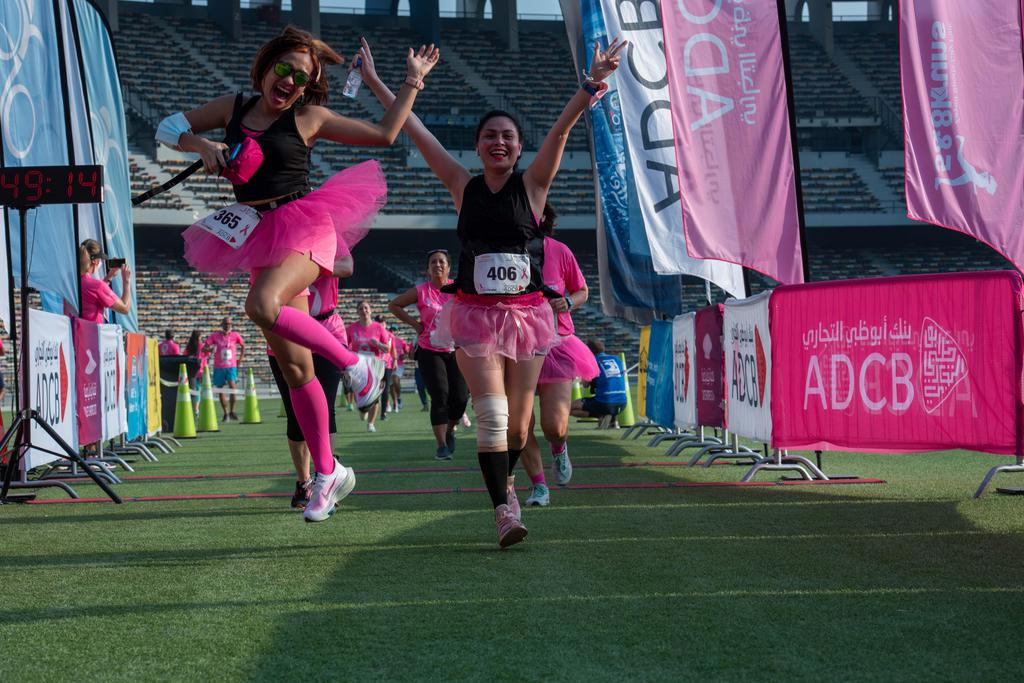ADCB Cancer Awareness Virtual Run gallery photo