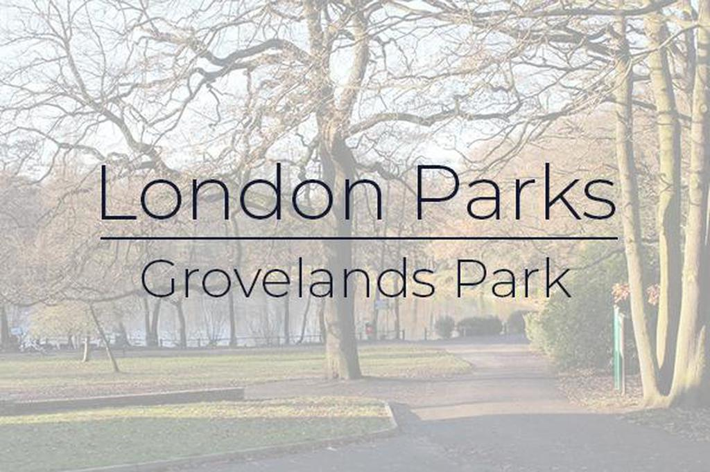 London Parks - Grovelands gallery photo