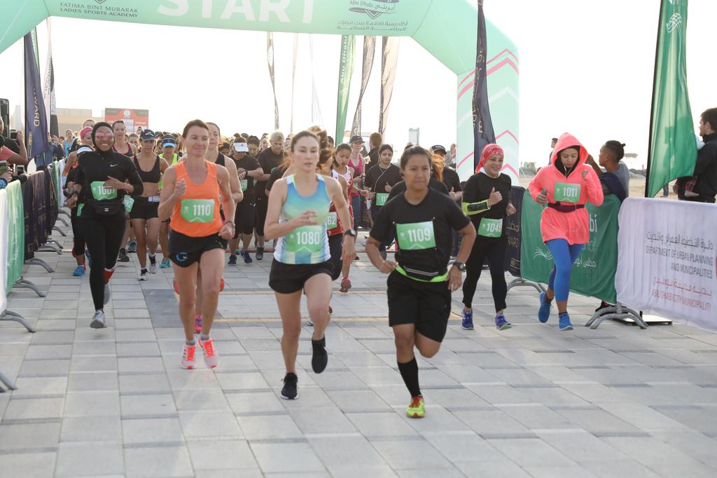 6th FBMA Ladies Run gallery photo