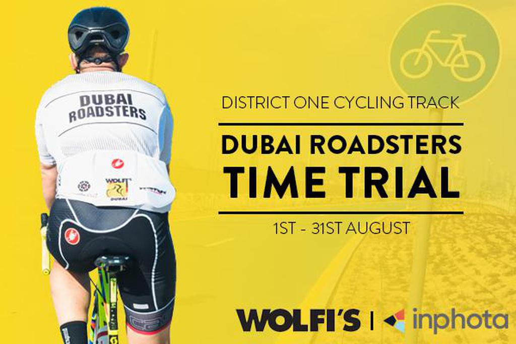 Dubai Roadsters Time Trial Powered by Wolfi's Bike Shop gallery photo