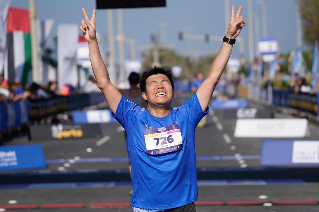 ADNOC Abu Dhabi Marathon 2018 gallery photo