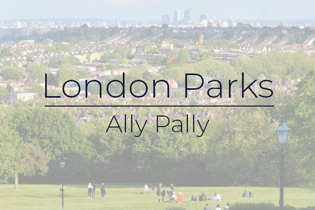 London Parks - Ally Pally gallery photo