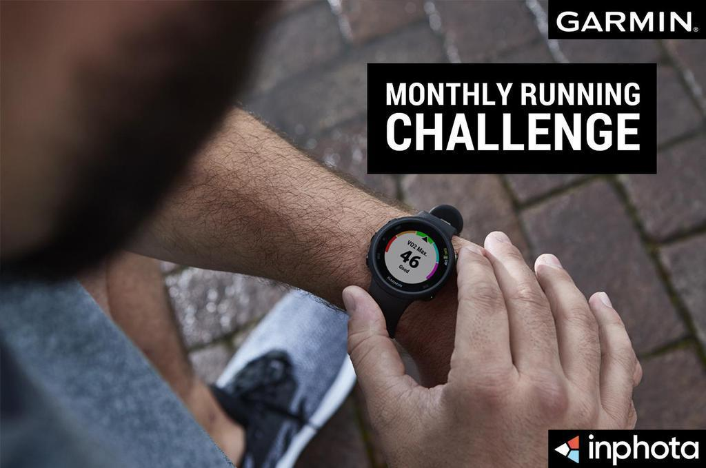 October Running Distance Challenge Powered by Garmin gallery photo