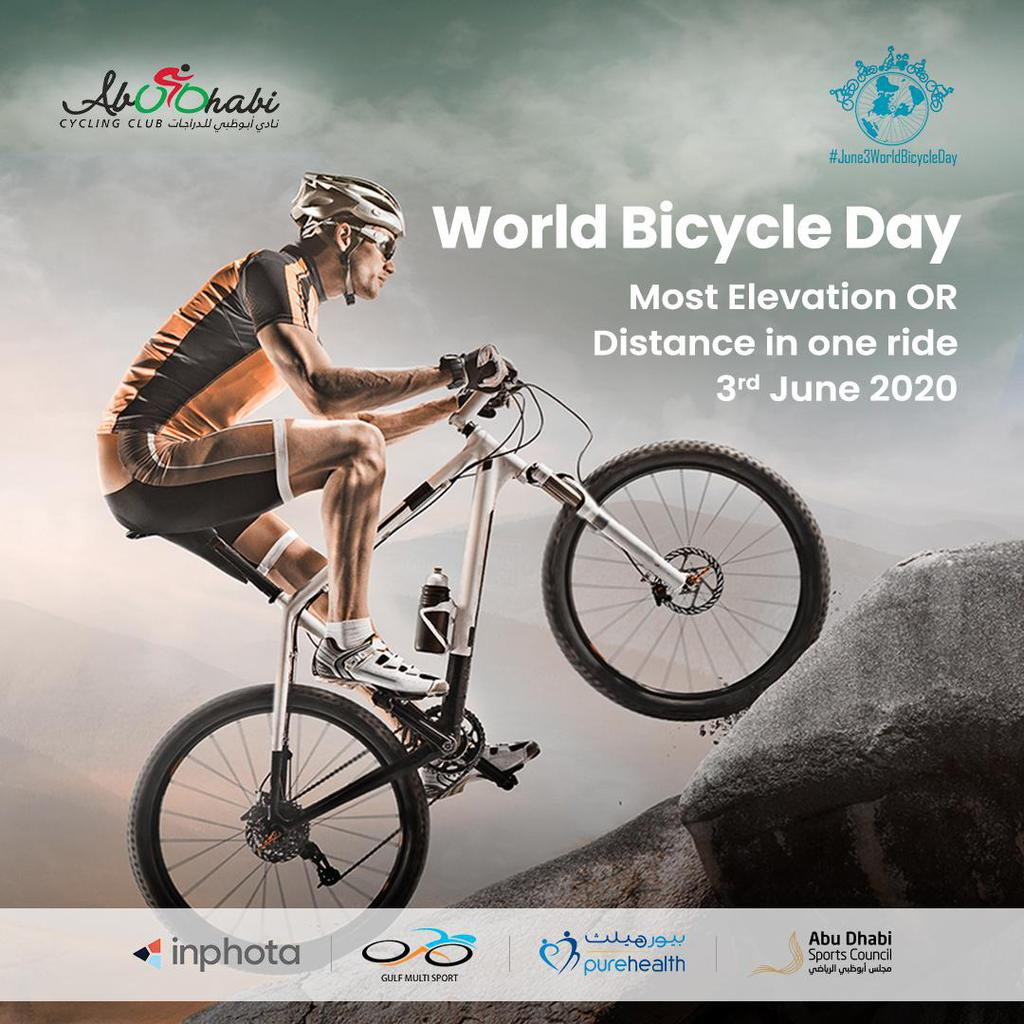 World Bicycle Day Challenge gallery photo