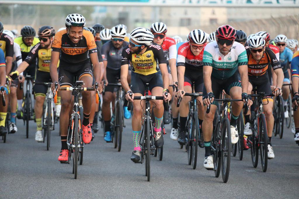UAE Tour Challenge | Yas Marina Circuit gallery photo