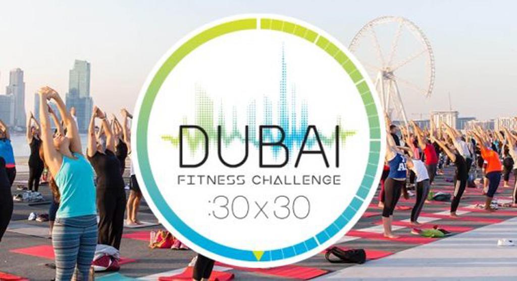 Dubai Fitness Challenge gallery photo