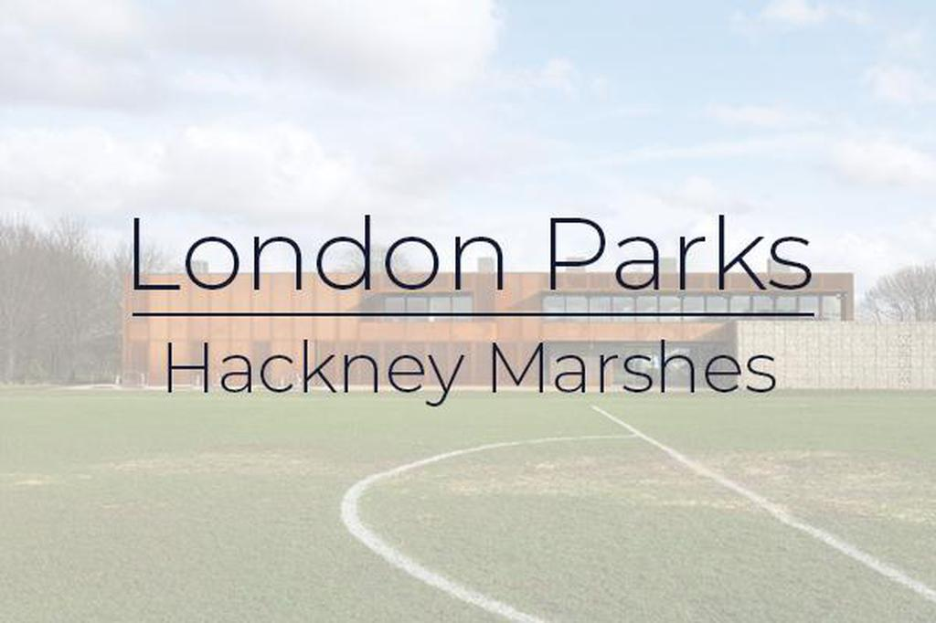 London Parks - Hackney Marshes gallery photo