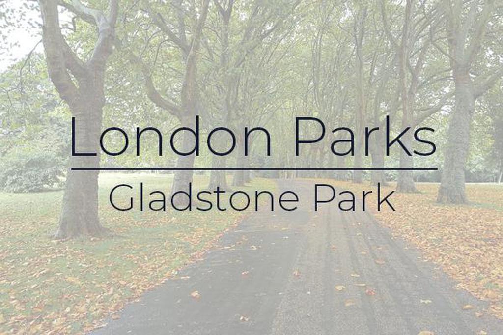 London Parks - Gladstone gallery photo