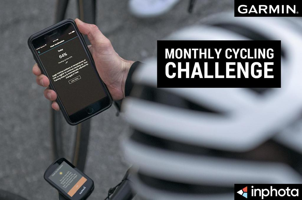 October Cycling Distance Challenge powered by Garmin gallery photo