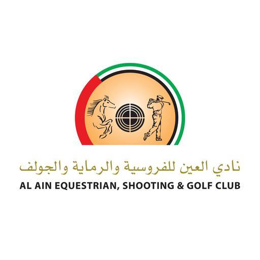 Al Ain Equestrian Shooting and Golf Club logo
