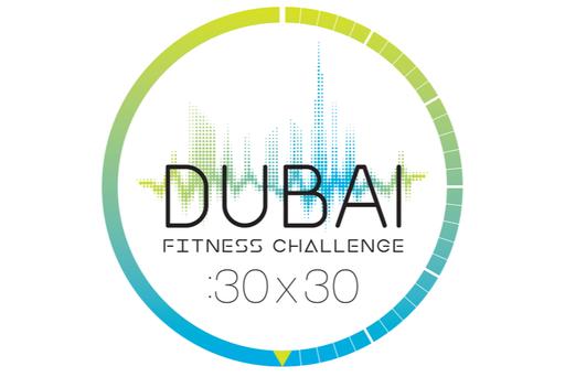Dubai Fitness Challenge logo