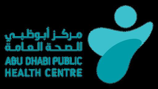 Abu Dhabi Public Health Center logo