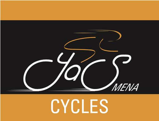 Yas Cycles logo