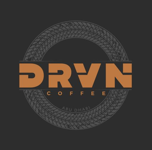 DRVN Cafe  logo